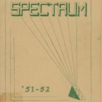 Spectrum 1951-1952