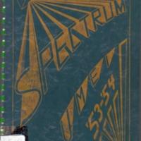 Spectrum 1953-1954