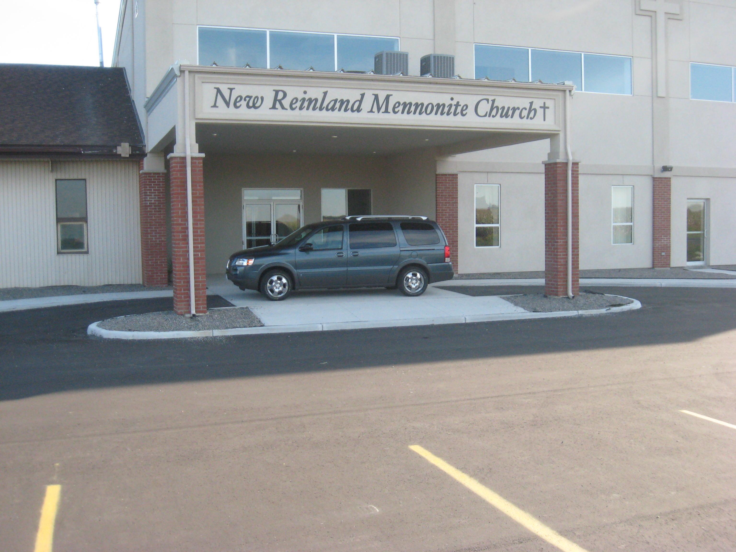 New Reinland Mennonite Church
