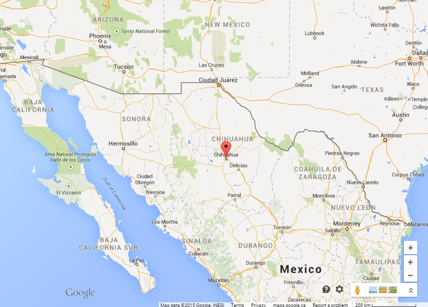 Our Visit with a Mennonite Family in Chihuahua, Mexico — Es-Kent on