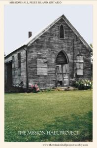 Pegg's Mission Hall, Pelee Island, Ontario